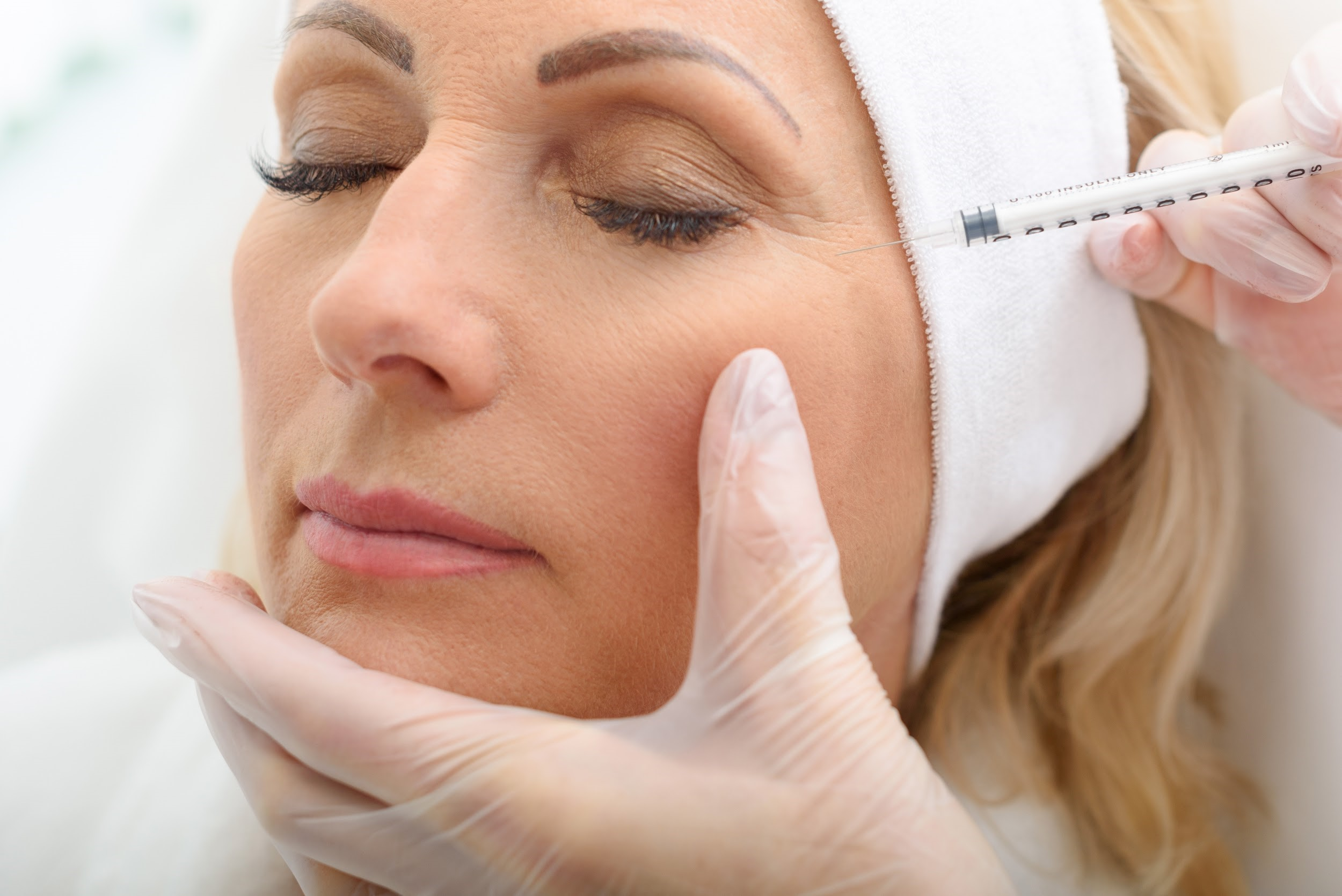 Botox® in Northern Alabama and the Huntsville Area