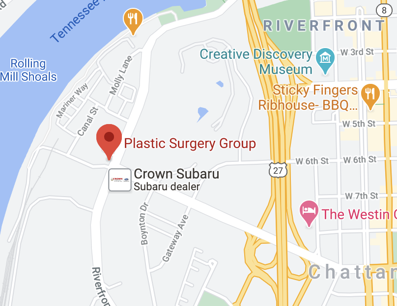 Plastic Surgery in Chattanooga, TN